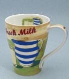 SOLWAY Breaktime Milk -porcelana