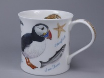 WESSEX Sea Life Puffin -porcelana