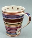 SOLWAY Cafe Stripe Rococo -porcelana