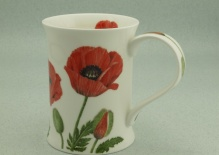 COTSWOLD Sandringham Poppy -porcelana