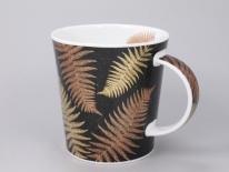 LOMOND Ferns Black -porcelana