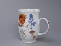 SUFFOLK Woodland Squirrel -porcelana