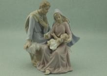 """WB 60154 Figurka porcelanowa """"Święta rodzina"""""""