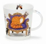 LOMOND -Regal Cats Ginger -porcelana