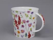 CAIRNGORM Belles Fleurs Red -porcelana