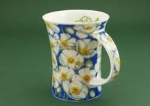 RICHMOND Simply Poppies White -porcelana