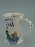 COTSWOLD How to Fish -porcelana