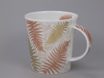 LOMOND Ferns White -porcelana