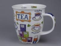 NEVIS Tea -porcelana