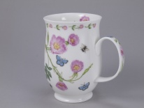SUFFOLK Floral Lane Dog Rose - porcelana