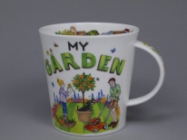 CAIRNGORM My Garden -porcelana