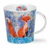 LOMOND - Mystic Wood Fox - porcelana
