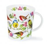 LOMOND -Morning Chorus Robin -porcelana