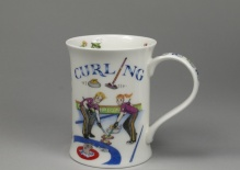COTSWOLD Curling - porcelana
