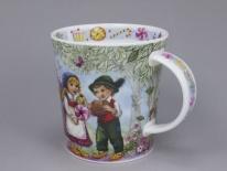 LOMOND Fairy Tales II Hansel & Gretel -porcelana