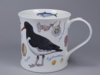 WESSEX Sea Life Oystercatcher - porcelana