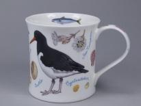 WESSEX Sea Life Oystercatcher -porcelana