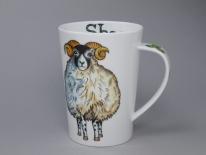 ARGYLL Sheep -porcelana