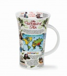 GLENCOE -The World of Tea -porcelana