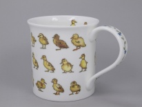 BUTE Little Chicks Ducklings - porcelana