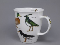 NEVIS Waterbirds- porcelana