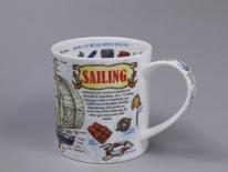 ORKNEY Sailing- porcelana