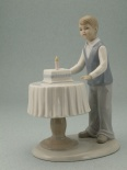 """LP 12632 Figurka porcelanowa """" Urodziny"""""""