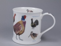 WESSEX Bird Collection Pheasant - porcelana