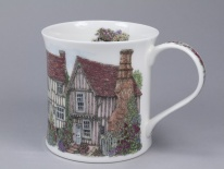 WESSEX Country Cottages Timber - porcelana