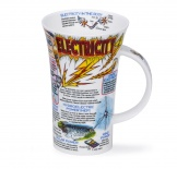 GLENCOE -Electricty -porcelana