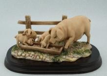 LP 11601 Rodzina świnek