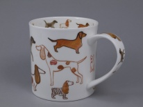 ORKNEY Mutley Crew -porcelana