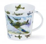CAIRNGORM -Vintage Collection Vintage Planes -porcelana