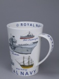ARGYLL Armed Forces Royal Navy - porcelana