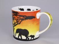 ORKNEY Savannah Elephant -porcelana