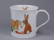 WESSEX Rascals Rabbit -porcelana