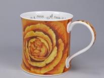 WESSEX Roses Orange -porcelana
