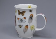 SUFFOLK Country Collection Yellow -porcelana