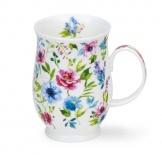 SUFFOLK -Fleurs Blue -porcelana