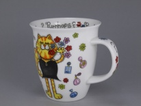 NEVIS Purrfect Cats Purrfume - porcelana