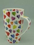 HENLEY Warm Hearts -porcelana