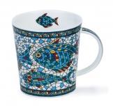 LOMOND -Terrazzo Fish -porcelana