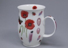 SUFFOLK Country Collection Red - porcelana