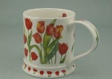 IONA Garden Flowers Tulips -porcelana