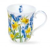 BREMAR - Cottage Flowers Yellow - porcelana