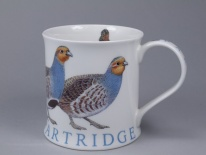 WESSEX Game Birds Partridge - porcelana