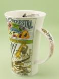 GLENCOE The Orchestra -porcelana