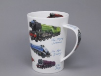 ARGYLL Clasic Trains- porcelana