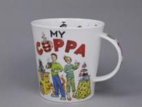 CAIRNGORM My Cuppa -porcelana