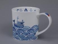 ORKNEY Anchors Away -porcelana